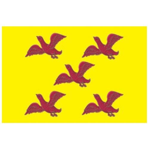 Флаг Землянского сельского поселения (Воронежская область)