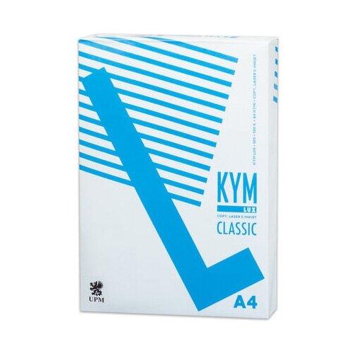 Фото - Бумага офисная KYM LUX CLASSIC, А4, 80 г/м2, 500 л., марка С, Финляндия, белизна 150% lux s120240