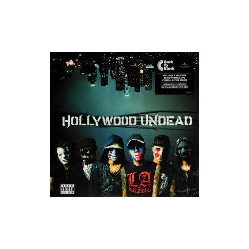 Виниловые пластинки, INTERSCOPE RECORDS, HOLLYWOOD UNDEAD - Swan Songs (2LP)