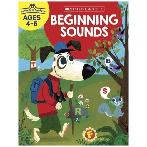 Little Skill Seekers: Beginning Sounds publishers macmillan busy lion cubs