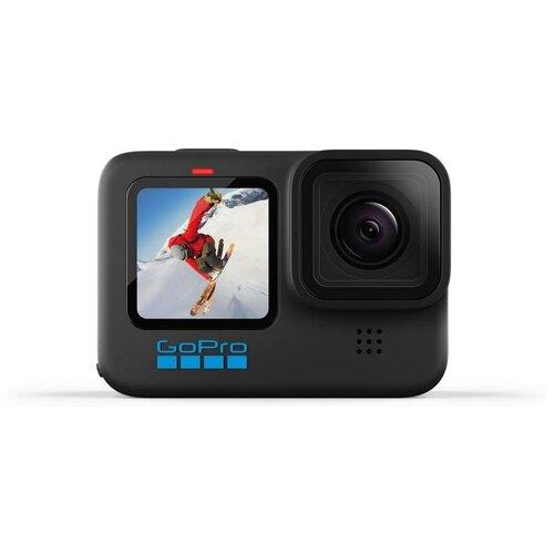 Фото - Экшн-камера GoPro HERO10 Black черный экшн камера sony hdr as50r черный