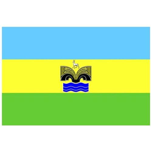 Флаг муниципального района Красноярский