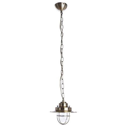 Светильник подвесной LANTERNA A4579SP-1AB светильник arte lamp lanterna a4579sp 1ab