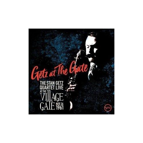 Фото - Виниловые пластинки, Verve Records, STAN GETZ - Getz At The Gate (3LP) stan getz charlie byrd stan getz charlie byrd jazz samba