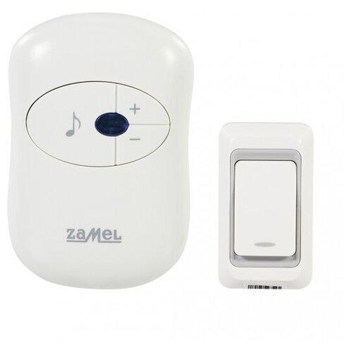 Zamel Звонок DISCO беспроводной радиус действия 80м (питание от розетки 220В)