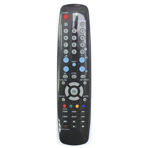 Фото - Пульт HUAYU для телевизора Samsung LE-37A557P2F для глаз bourjois palette le smoky by bourjois вес 10 00