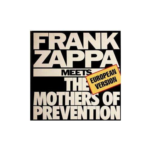 Старый винил, EMI, FRANK ZAPPA - Frank Zappa Meets The Mothers Of Invention (LP, Used) недорого