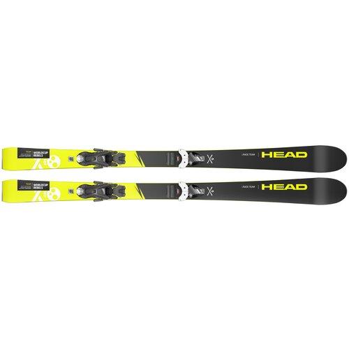 Горные лыжи детские с креплениями HEAD WC i.Race Team + SX 4.5 GW AC Brake 80 (20/21), 120 см