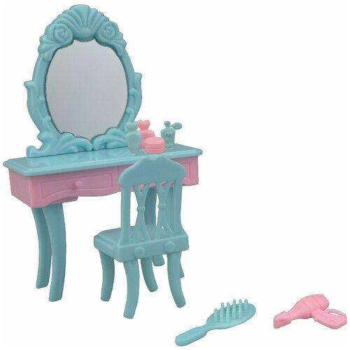 Кукла Малышка Лили и туалетный столик Funky toys FT72011