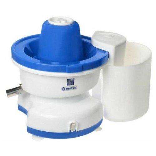 Соковыжималка Нептун / С емкостью для отжима / Электросоковыжималка / Для яблок, овощей, фруктов