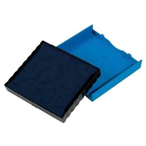 Штемпельная подушка сменная Trodat 6/4924 (синяя, для Trodat 4924/4940/4724/4740, пластиковый корпус) (69819)