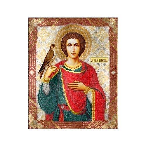 Набор Святой Трифон 18х22,5 Русская искусница 306 18х22,5 Русская Искусница 306)