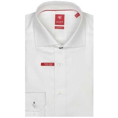 Рубашка pure размер S белый