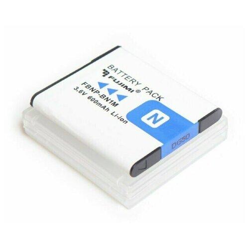 Фото - Fujimi FBNP-BN1M Аккумулятор для фото-видео камер fujimi lp e17 зу аккумулятор для фото и видео камер в комплекте с зу