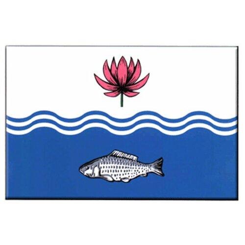 Флаг Володарского района (Астраханская область)