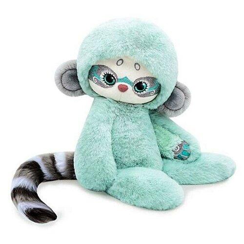 Мягкая игрушка «ЛориКолори. Джу», цвет мятный, 30 см