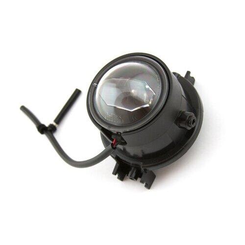 Фары противотуманные светодиодные автомобильные MTF Light HYUNDAI/KIA, линза, 12В, 5000К, 7Вт, ЕСЕ R19, E4 комплект