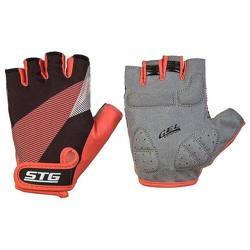 Перчатки STG летние с защитной прокладкой,застежка