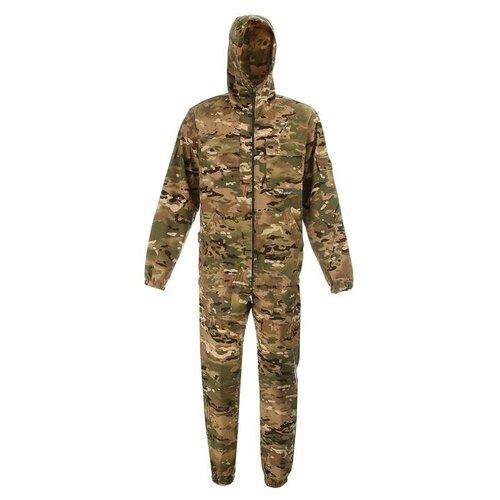 Костюм летний Стрелок, цвет мультикам, ткань смесовая(сорочка), размер 56-58, рост 182 6853689