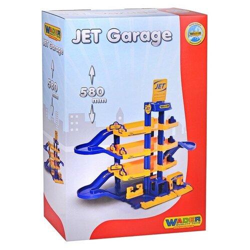 Купить Паркинг JET 4-уровневый (в коробке), Полесье, Детские парковки и гаражи