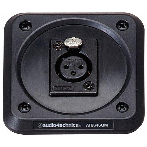 Фото - Монтажное крепление Audio Technica Audio-Technica AT8647QM/S микрофонный капсюль audio technica audio technica atw c3300