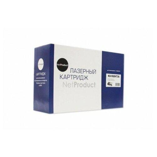 Фото - Драм-юнит NetProduct (N-KX-FAD473A) для Panasonic KX-MB2110/2130/2170, 10K картридж panasonic драм юнит kx fad93a kx mb263 763 773ru superfine