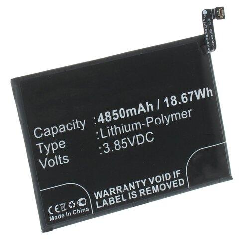 Аккумуляторная батарея iBatt 4850mAh для Redmi BN53