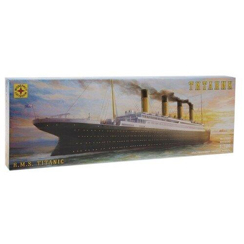 Моделист Сборная модель «Лайнер — Титаник»
