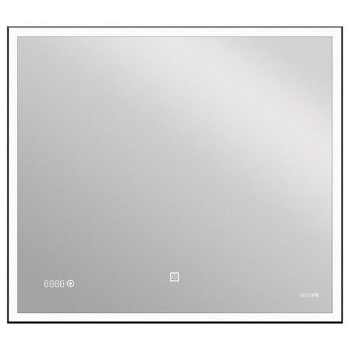 Зеркало Cersanit Led 011 Design 100 KN-LU-LED011*100-d-Os с подсветкой с часами