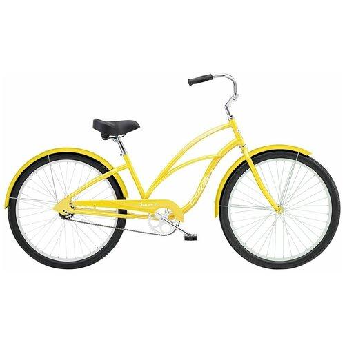 Велосипед городской Electra Cruiser 1 Sun Yellow(В собранном виде)