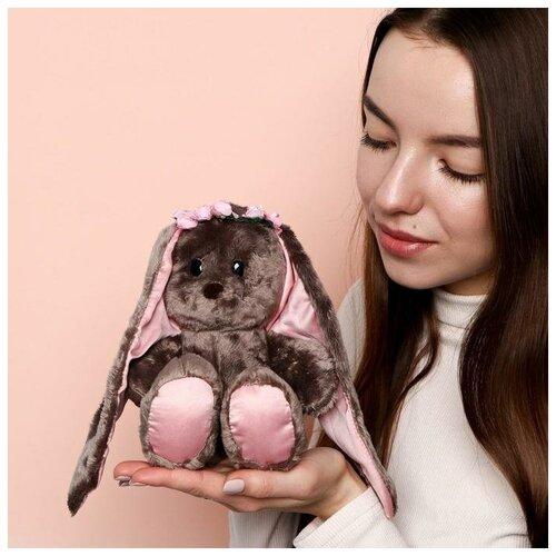 Зайки Li&Lu Мягкая игрушка «Мисс Li», зайка