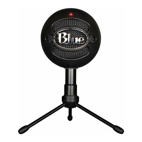 Микрофон Blue Snowball iCE черный (988-000172)