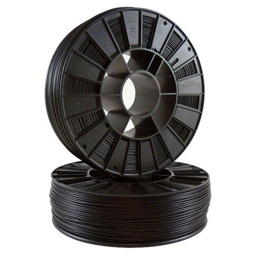 Пластик для 3д принтера SEM ABS чёрный 1.75 мм