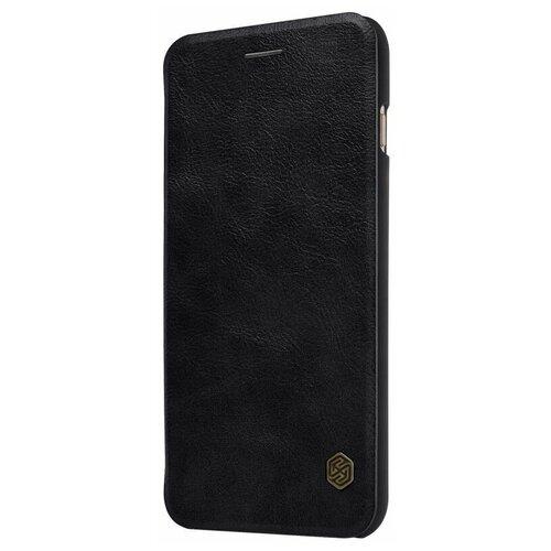 Кожаный чехол-книжка Nillkin Leather Qin для iPhone 7 Plus / 8 Plus чехол для iphone 7 plus nillkin synthetic fiber черный