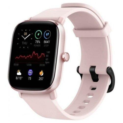 Умные часы Amazfit GTS 2 mini Flamingo Pink (RU)