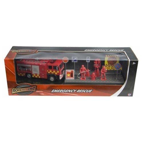 Игровой набор Спасательная команда фургон wader спасательная команда 0537 24 см