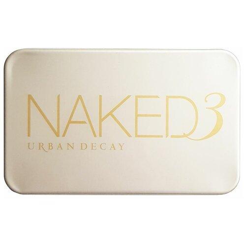 Фото - Набор кисточек для макияжа Urban Decay Naked3, 12 шт urban decay disco daydream