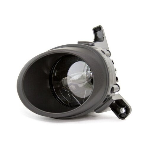 Фары противотуманные светодиодные автомобильные MTF Light Ауди/Фольцваген, линза, 12В, 10Вт, ЕСЕ R19, E4, комплект