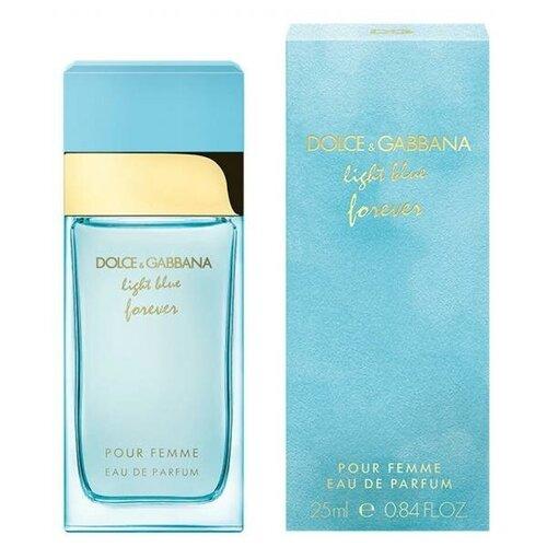 Туалетные духи (eau de parfum) Dolce & Gabbana D&g woman Light Blue - Forever Туалетные духи 50 мл. dolce gabbana velvet sicily туалетные духи 50 мл