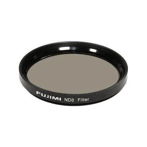 Нейтрально-серый фильтр Fujimi ND8 58mm