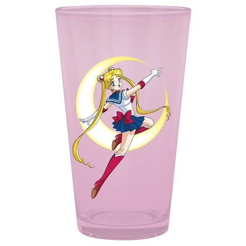 Бокал стеклянный ABYstyle: Сейлор Мун (Sailor Moon) Сейлор Мун (Sailor Moon) (ABYVER120) 400 мл
