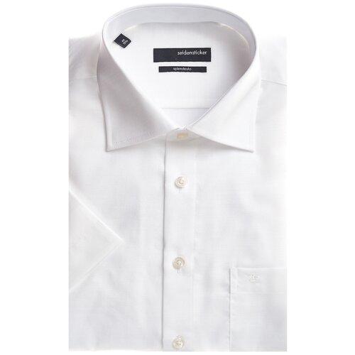 Рубашка Seidensticker размер 39 белый