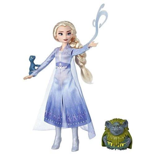 Кукла Hasbro Disney Frozen Холодное Сердце 2 Эльза (E6660EU4)