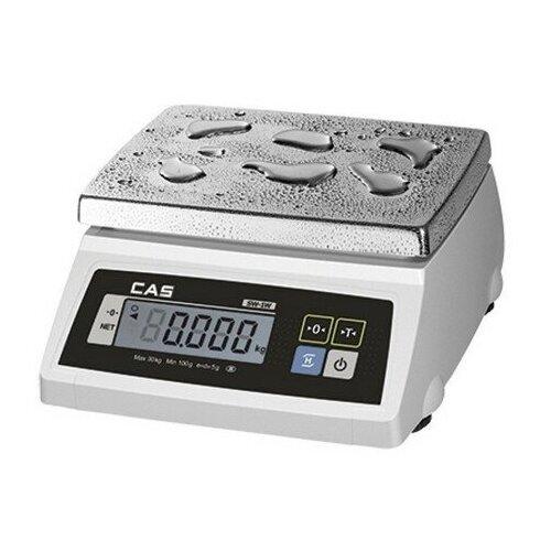 Весы порционные CAS SW-10W (DD)