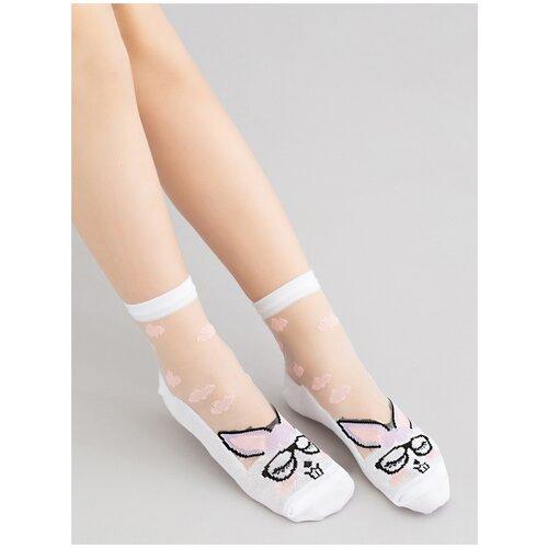 Купить Носки Giulia размер 27-29, bianco