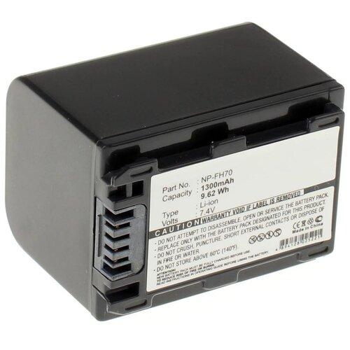 Фото - Аккумуляторная батарея iBatt 1300mAh для Sony DCR-30, DCR-SR210E, DCR-HC16E, DCR-HC33E, HDR-CX11E, DCR-DVD410E, DCR-DVD708, DCR-DVD905, DCR-HC43E, DCR-DVD510E аккумулятор ibatt ib u1 f324 3300mah для sony dcr sr62 dcr sr300 hdr hc7 hdr ux5 dcr sr100 hdr ux7 dcr sr45 hdr sr11e dcr sr65 hdr sr10e dcr sx40 dcr dvd610e dcr dvd106e dcr sr42 dcr sr47 hdr sr12e