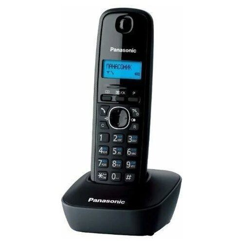 Радиотелефон Panasonic KX-TG1611 Серый