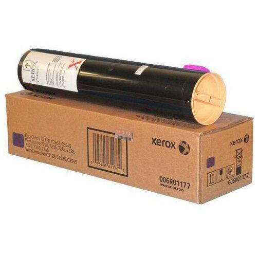 Фото - Картридж лазерный Xerox 006R01177 пурпурный 16000стр. для Xerox WC 722872357245732873357345C212826363545 картридж лазерный xerox 106r03747 пурпурный
