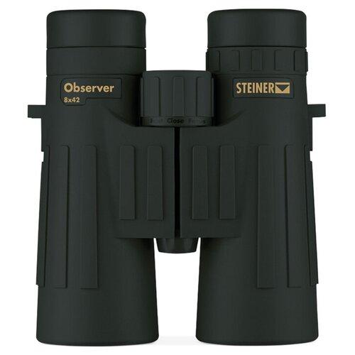 Фото - Бинокль Steiner Observer 8x42 бинокль steiner bluhorizons 10x42 autobright 2345 steiner бинокль