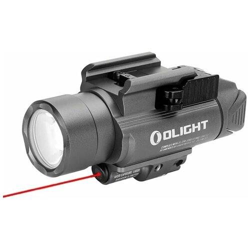 Фото - Пистолетный тактический фонарь Olight Baldr RL Gunmetal Grey фонарь olight baldr pro
